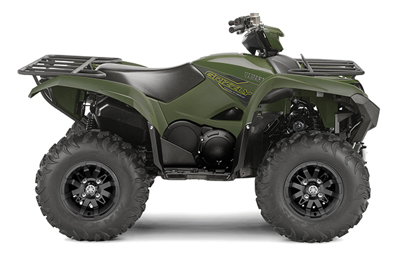 GRIZZLY 700 EPS SE Alu
