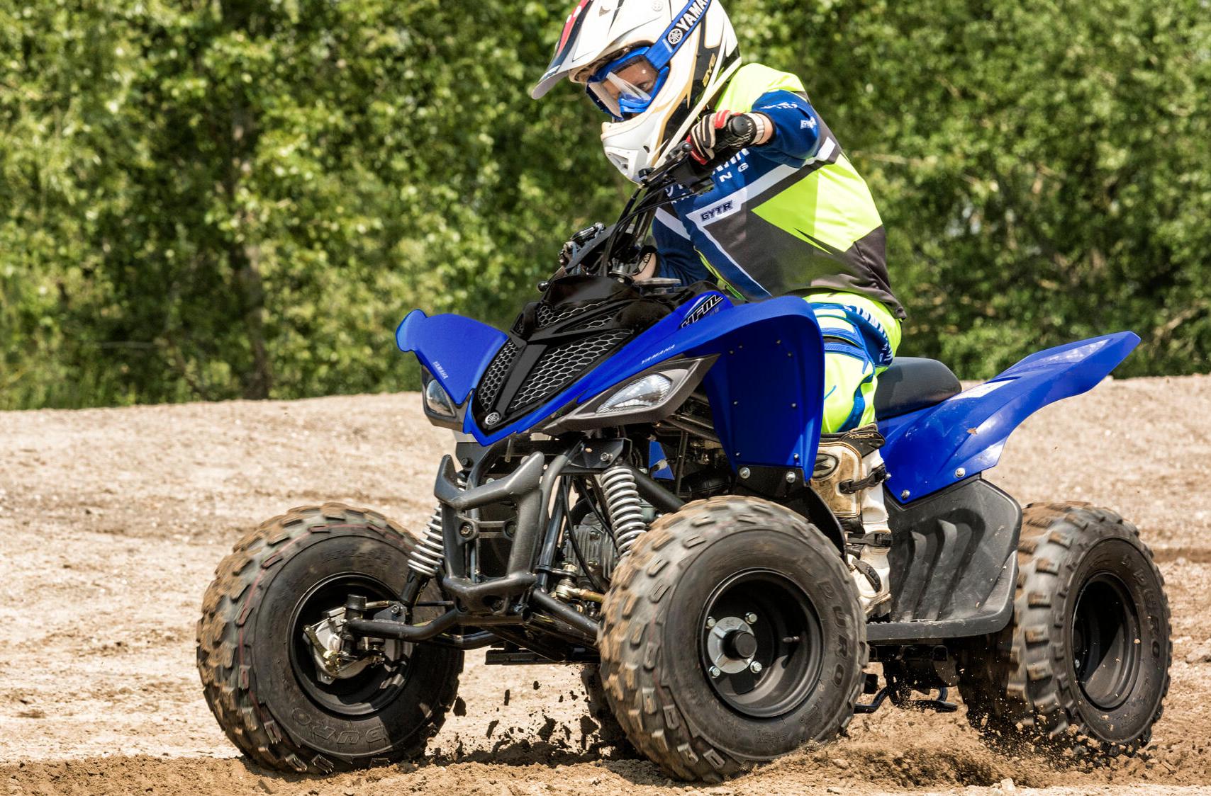 Квадроцикл Yamaha YFM90R купити в Києві   Офіційний дилер YAMAHA   VIDI  Мотор Імпортс